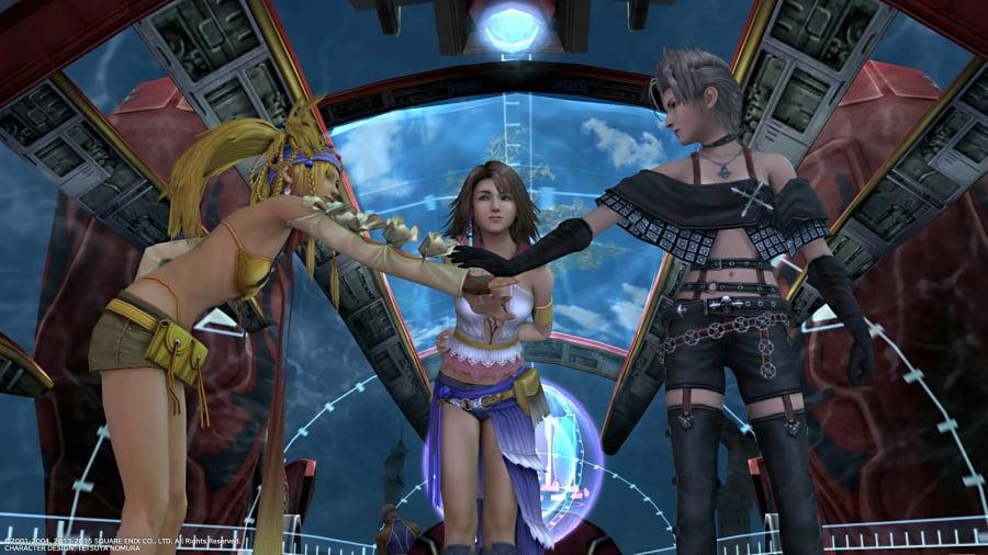 Final Fantasy X|X-2 HD Remaster Review - Screenshot 3 of 4