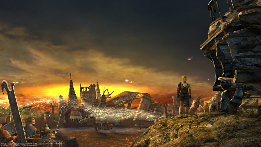 Final Fantasy X|X-2 HD Remaster Review - Screenshot 1 of 4