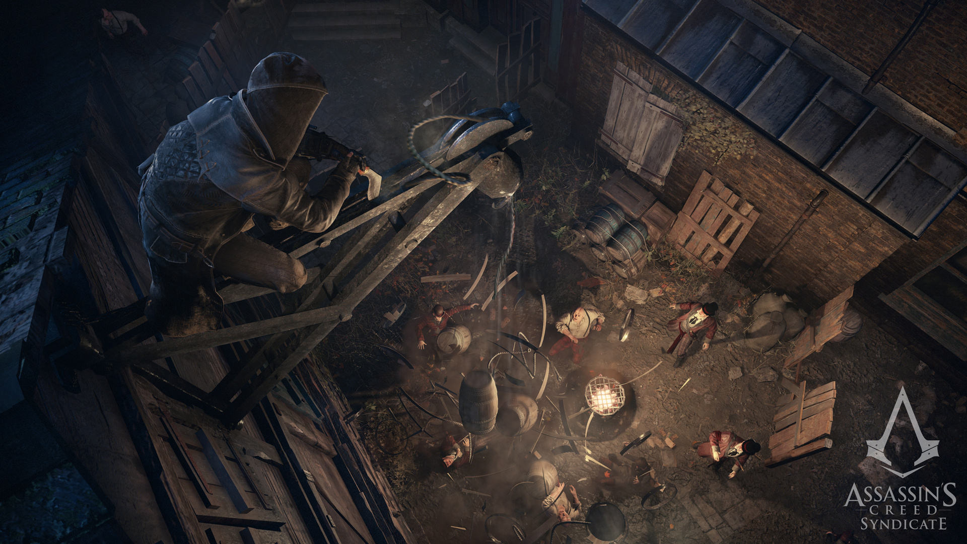 Assassin S Creed Syndicate Review Ps4 Push Square