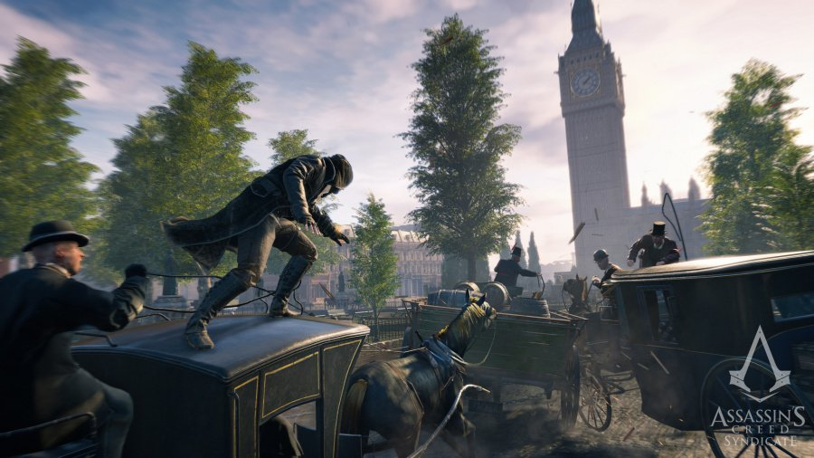 Assassin's Creed Syndicate Review - Screenshot 1 of 6