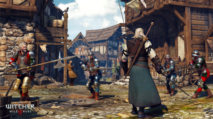 The Witcher 3: Wild Hunt Review - Screenshot 7 of 12