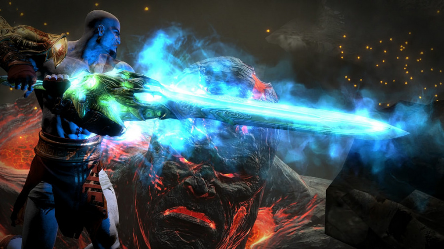 God of War III Remastered Review - Screenshot 1 of 4