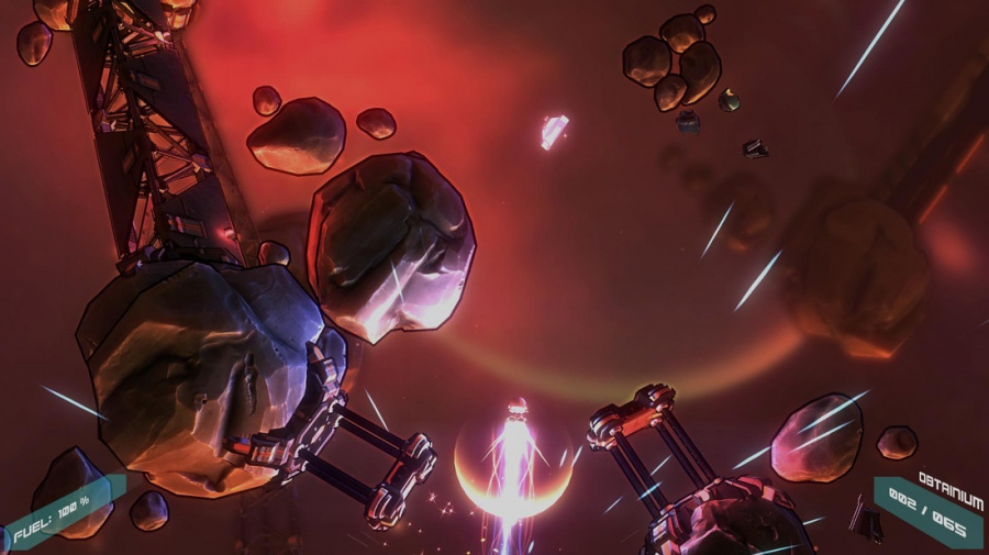 Lost Orbit Review - Screenshot 1 of 2