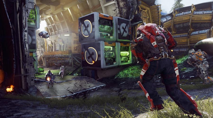 Call of Duty: Advanced Warfare - Ascendance Review - Screenshot 1 of 4