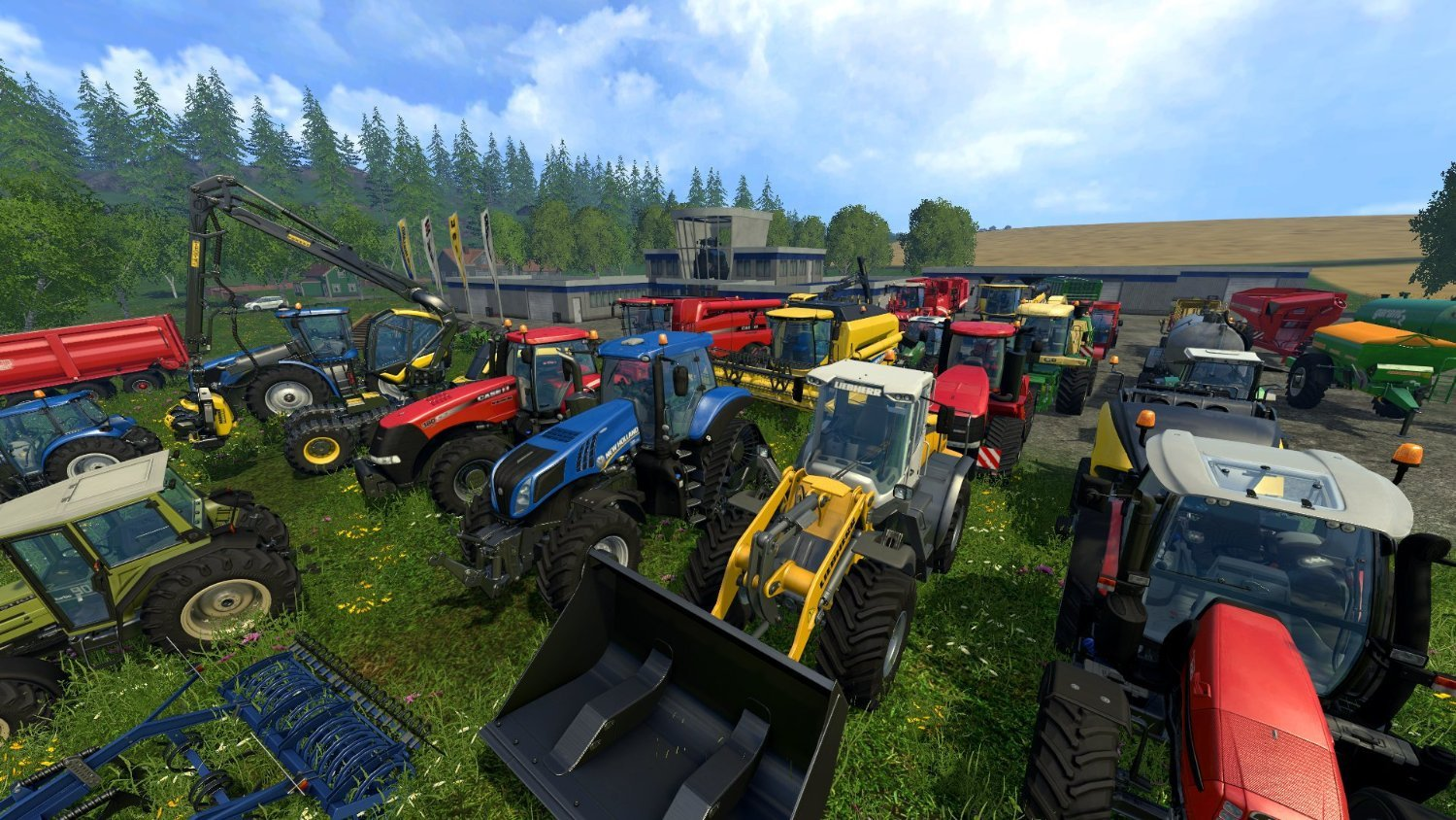farming simulator 15 ps4 playstation 4 news reviews. Black Bedroom Furniture Sets. Home Design Ideas