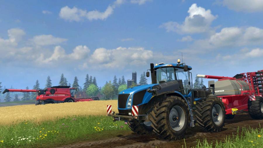 Farming Simulator 15 Review - Screenshot 3 of 4
