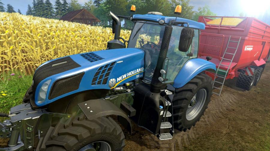 Farming Simulator 15 Review - Screenshot 1 of 4
