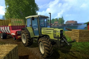 Farming Simulator 15 Screenshot