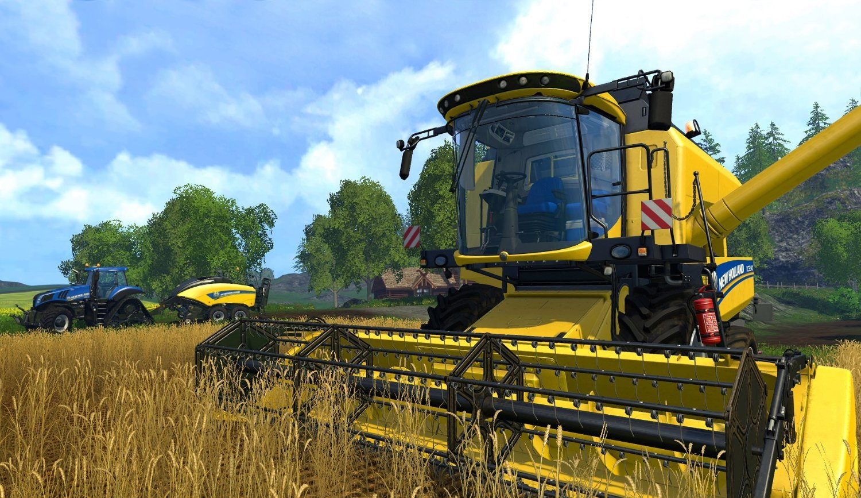 farming simulator 15 ps3 review