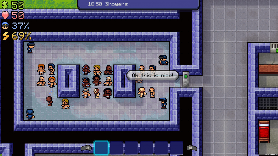 The Escapists Review - Screenshot 1 of 4