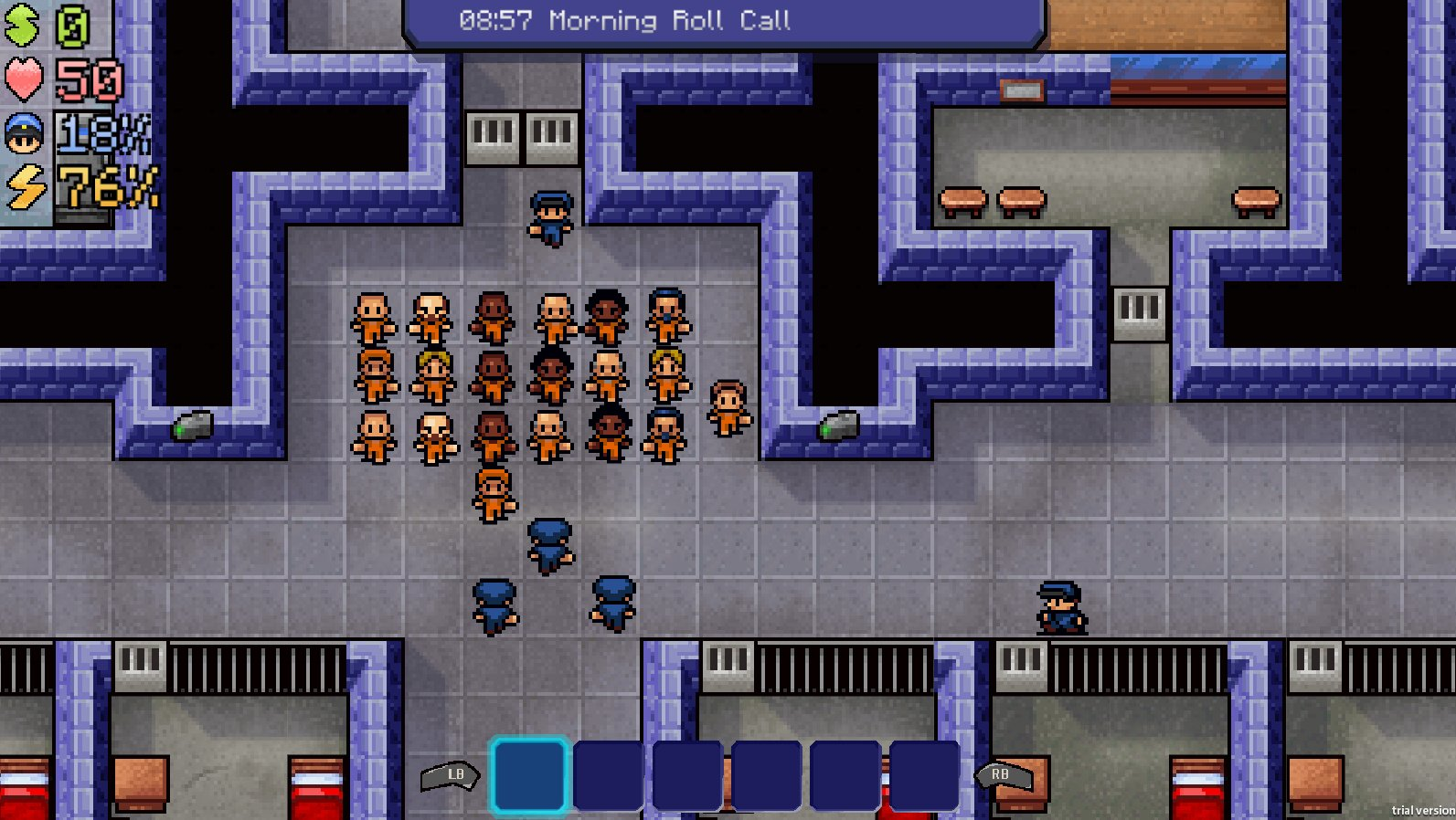 The Escapists Ps4 Playstation 4 News Reviews Trailer