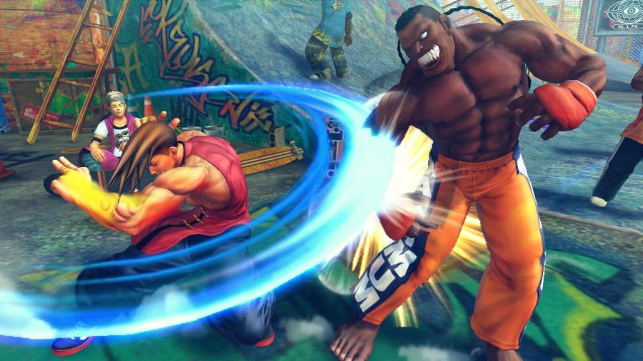 Ultra Street Fighter IV Review - Screenshot 4 of 4