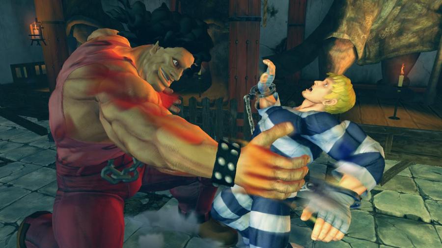 Ultra Street Fighter IV Review - Screenshot 1 of 4
