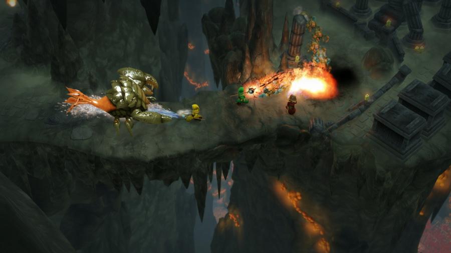 Magicka 2 Review - Screenshot 3 of 5