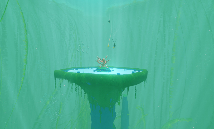 ABZÛ Review - Screenshot 1 of 3