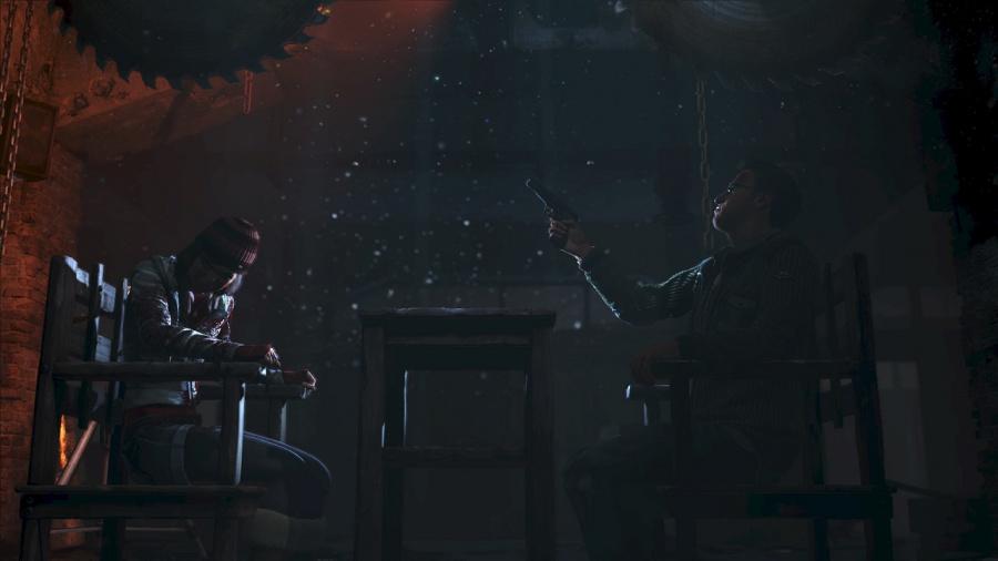 Until Dawn Review - Screenshot 2 of 5