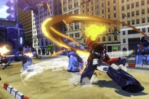 Transformers: Devastation Screenshot