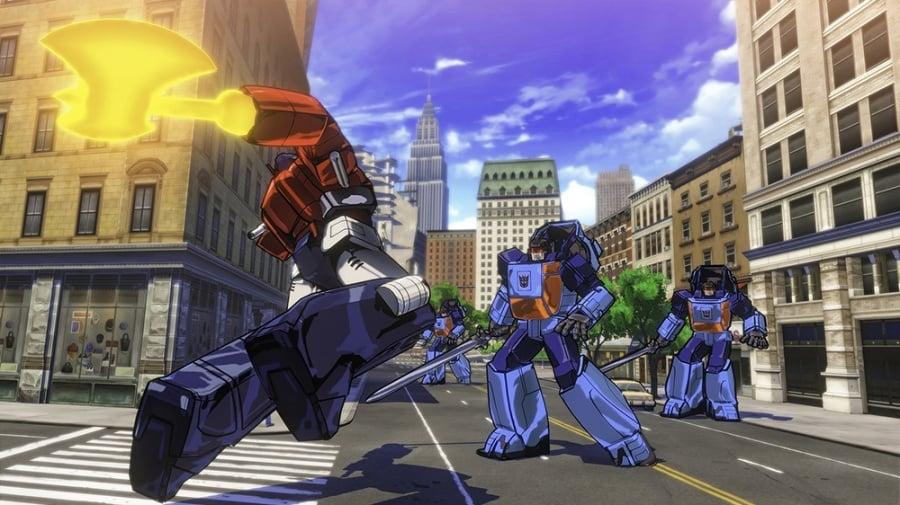 Transformers: Devastation Review - Screenshot 3 of 5