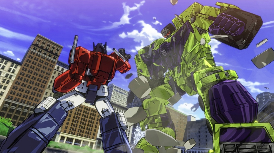 Transformers: Devastation Review - Screenshot 4 of 5