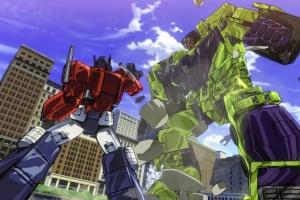Transformers: Devastation Screenshot
