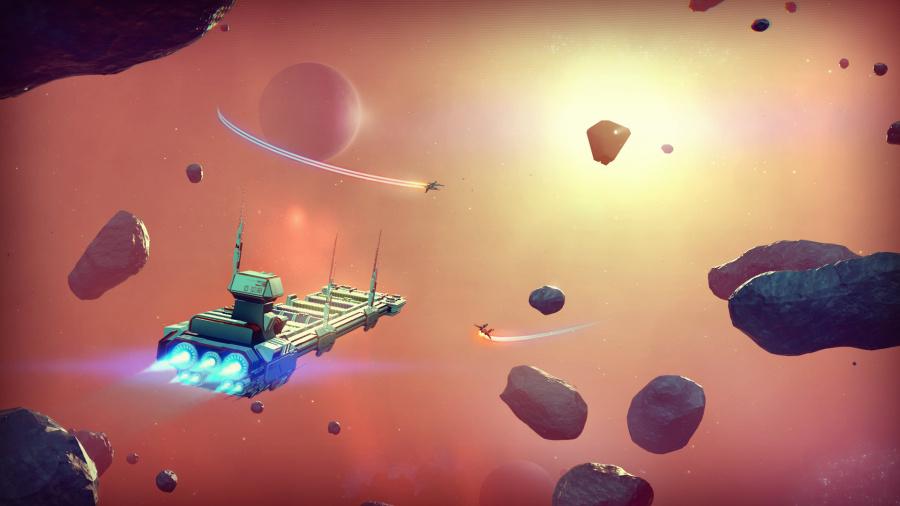 No Man's Sky Review - Screenshot 1 of 5