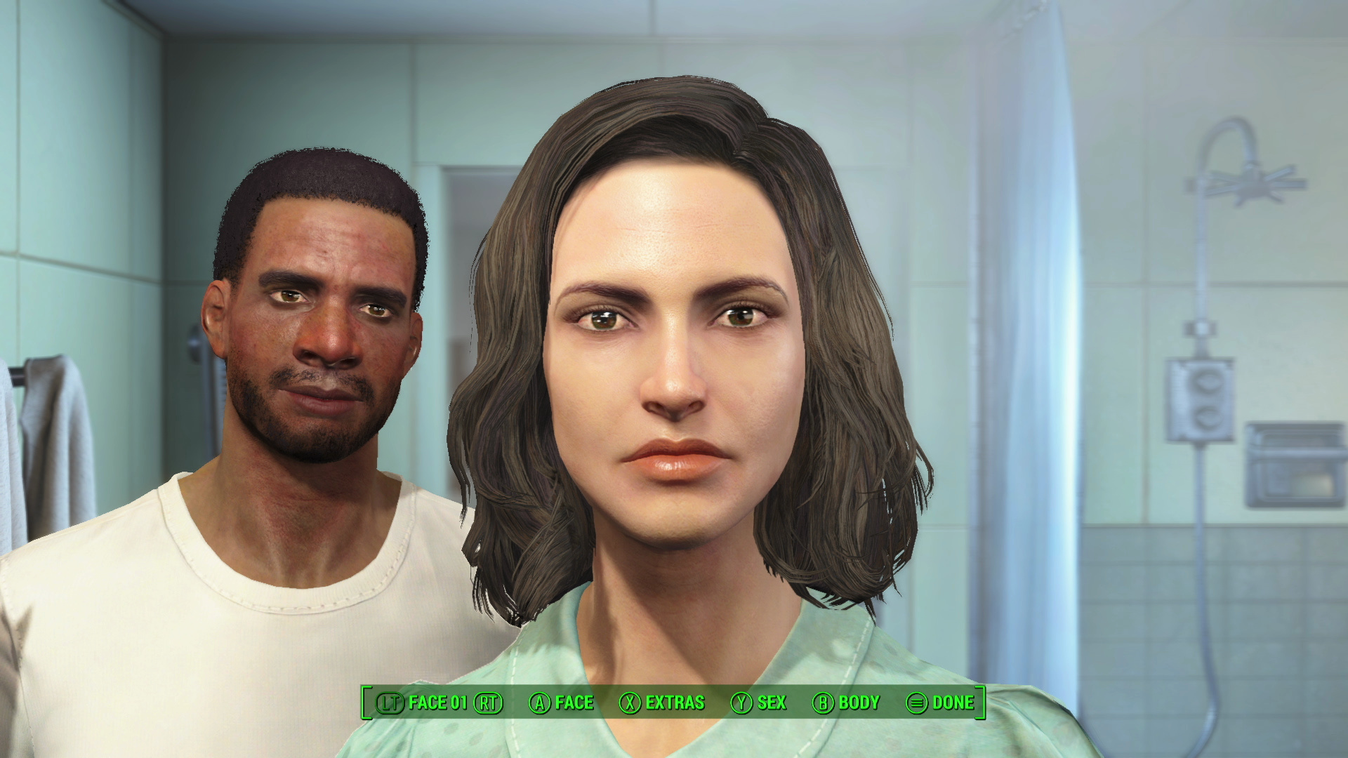 Fallout 4 husband and wife