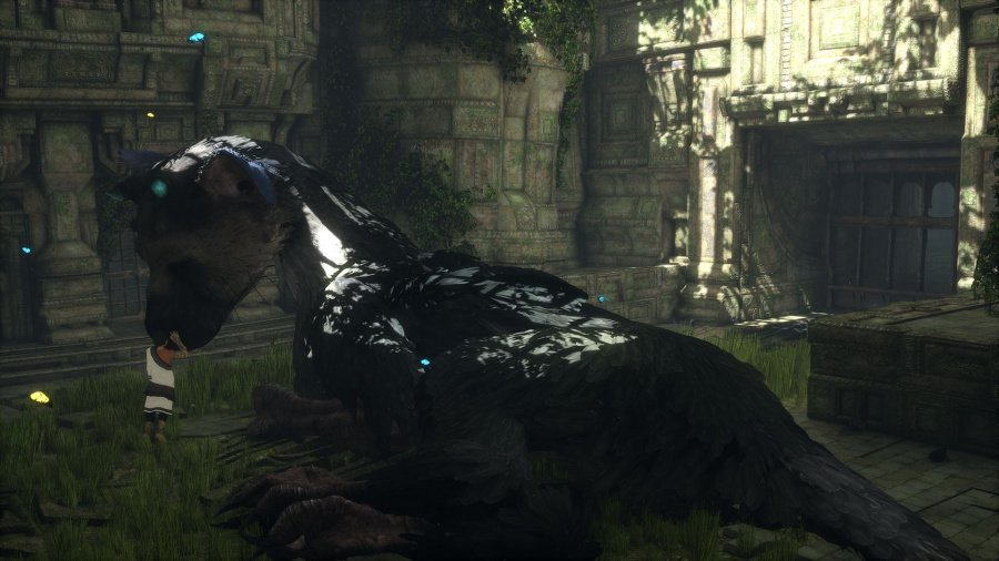 The Last Guardian Review - Screenshot 4 of 4