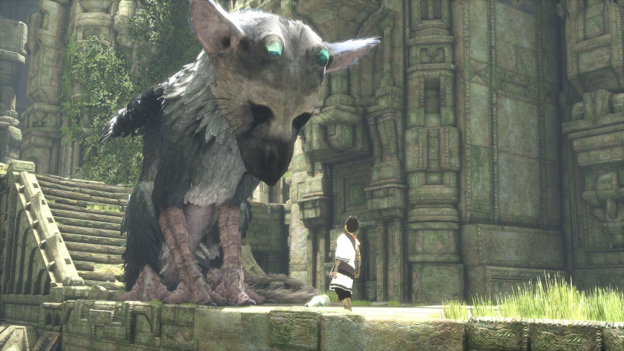 The Last Guardian Review - Screenshot 1 of 4