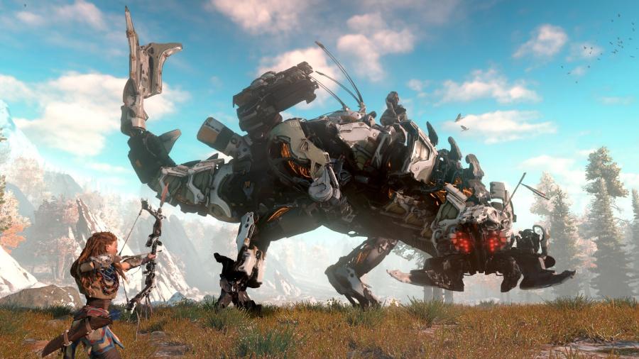 Horizon: Zero Dawn Review - Screenshot 2 of 5