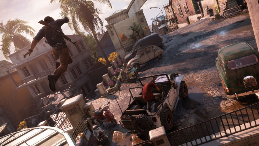 Uncharted 4: A Thief's End Review - Screenshot 1 of 7