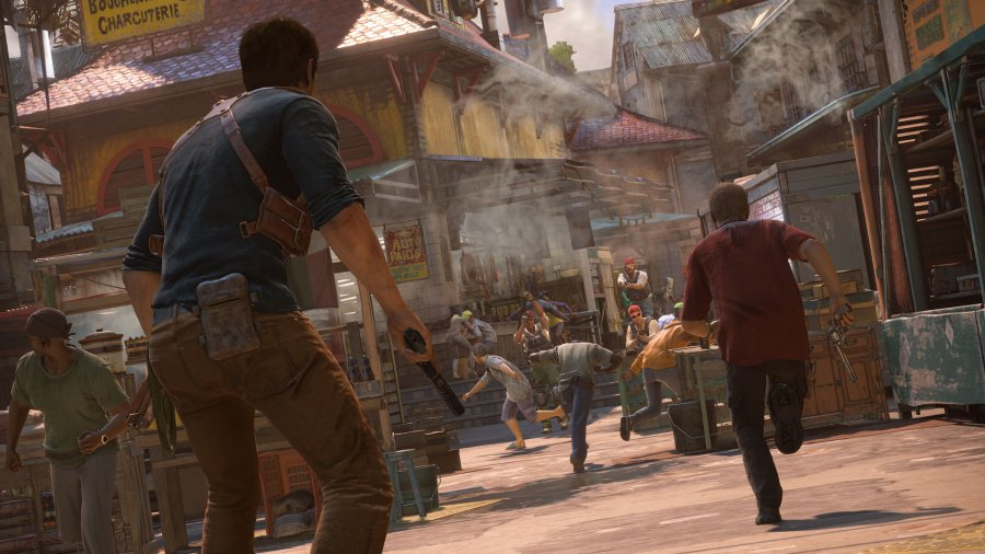 Uncharted 4: A Thief's End Review - Screenshot 4 of 7