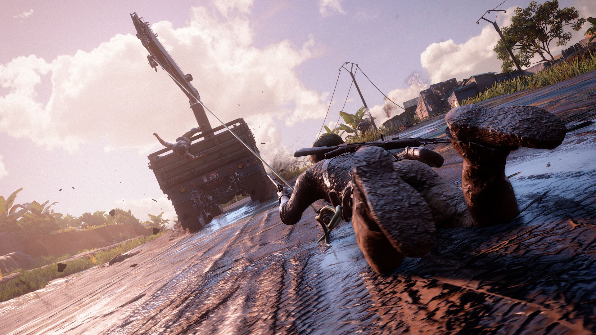 Uncharted 4 Multiplayer Could Feature Split Screen Later On After Release