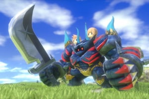 World of Final Fantasy Screenshot