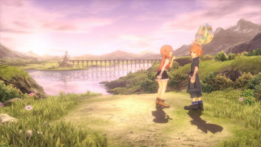 World of Final Fantasy Review - Screenshot 3 of 5