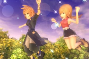 World of Final Fantasy Screenshot