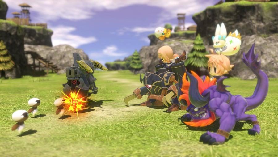World of Final Fantasy Review - Screenshot 4 of 5