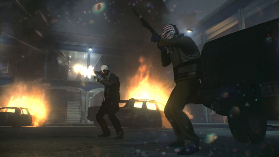 Payday 2: Crimewave Edition Review - Screenshot 1 of 6