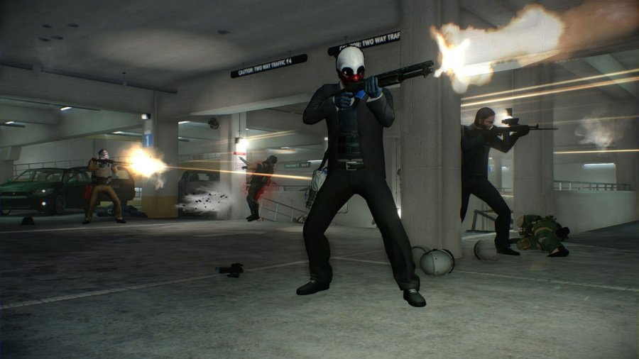 Payday 2: Crimewave Edition Review - Screenshot 5 of 6