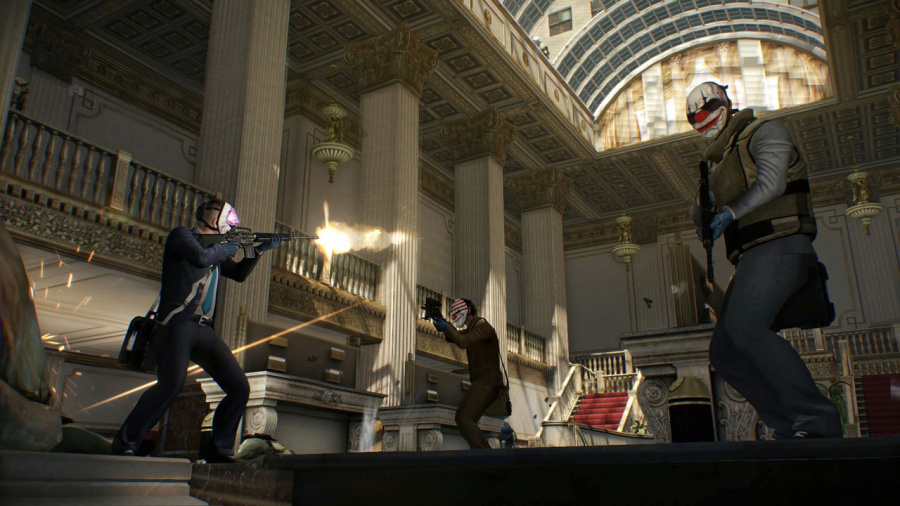 Payday 2: Crimewave Edition Review - Screenshot 1 of 5