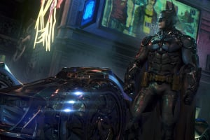Batman: Arkham Knight Screenshot