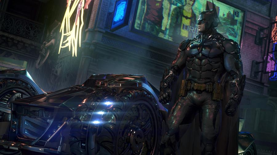 Batman: Arkham Knight Review - Screenshot 3 of 5