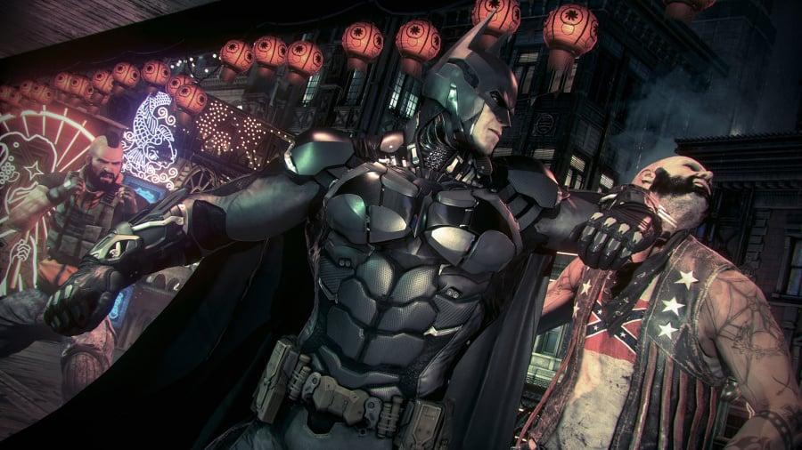 Batman: Arkham Knight Review - Screenshot 4 of 5