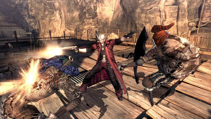 Devil May Cry 4: Special Edition Review - Screenshot 1 of 6