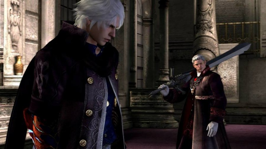 Devil May Cry 4: Special Edition Review - Screenshot 1 of 7