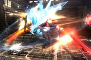Devil May Cry 4: Special Edition Screenshot