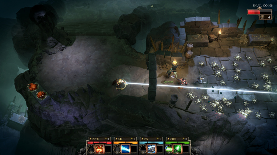 Gauntlet: Slayer Edition Review - Screenshot 2 of 5