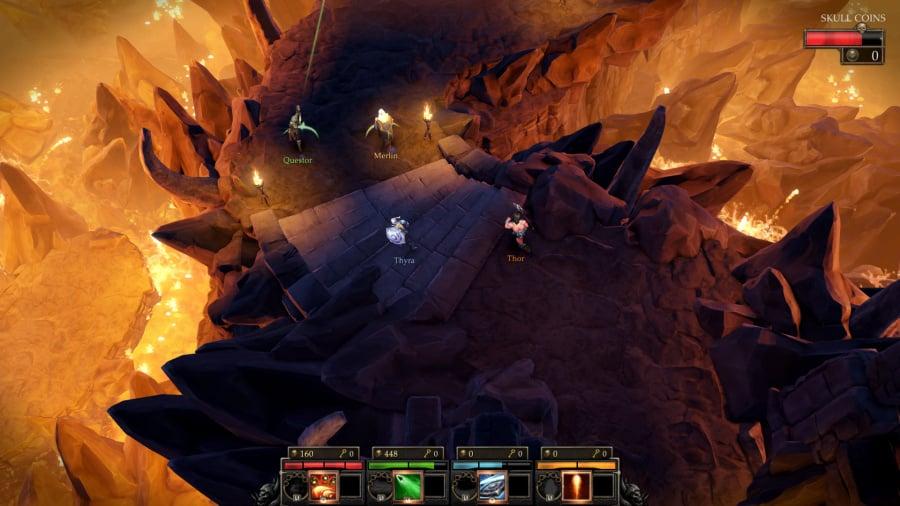 Gauntlet: Slayer Edition Review - Screenshot 1 of 5