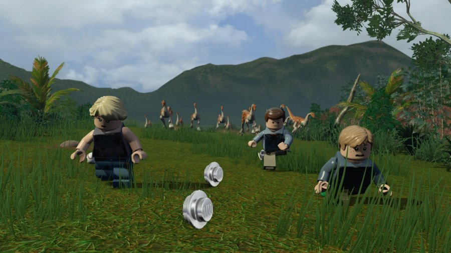 LEGO Jurassic World Review - Screenshot 2 of 4