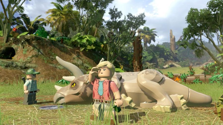 LEGO Jurassic World Review - Screenshot 3 of 4