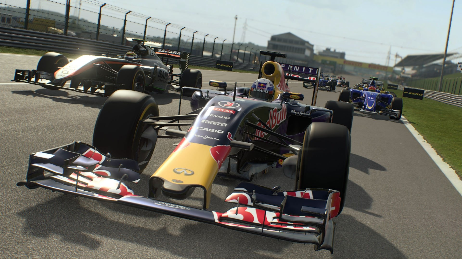 f1 2015 ps4 playstation 4 news reviews trailer screenshots. Black Bedroom Furniture Sets. Home Design Ideas